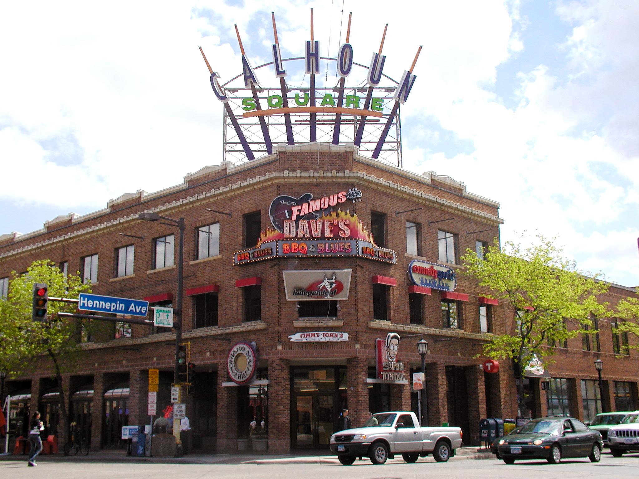 Uptown Minneapolis Shoe Stores
